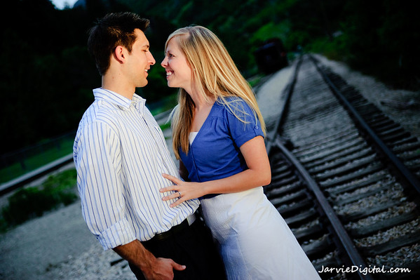 Kara & Justin Engagements