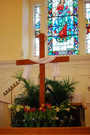 Easter Sunday at Dane Street, 2011