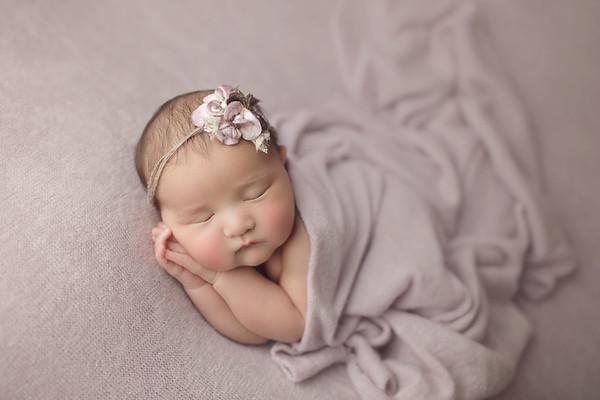 cleo newborn