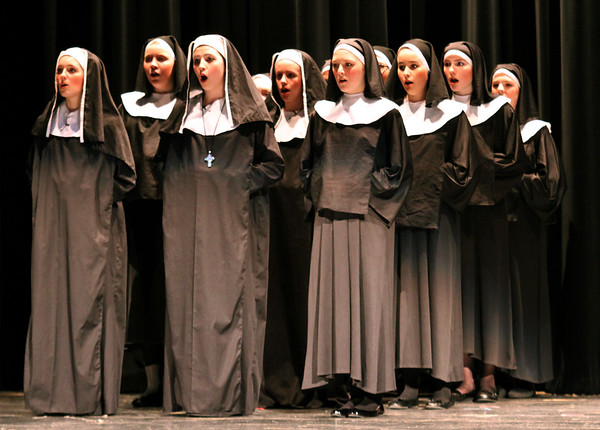 Sound of Music - Lowell HS 2011