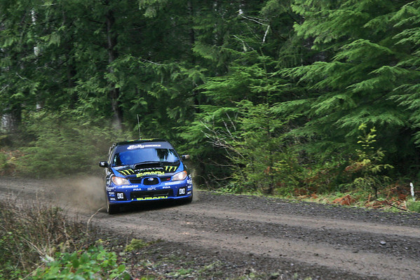 Oregon Trail Rally 2007
