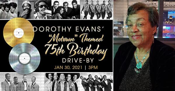 Dorothy's 75th Birthday