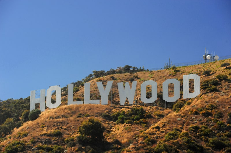 best time to visit los angeles - hollywood sign