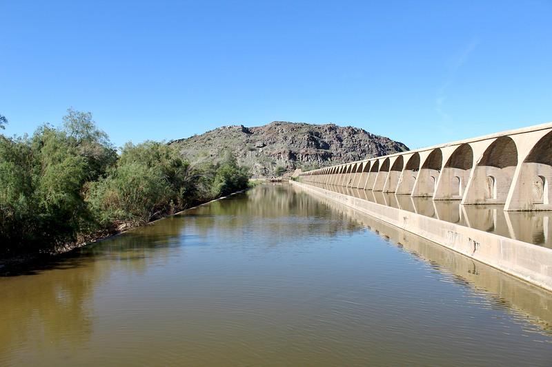Gillespie Dam (2018)