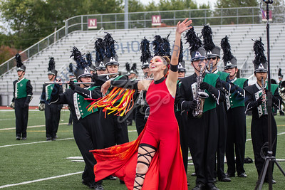 Shawnee Mission North Marching Festival COMPLETE