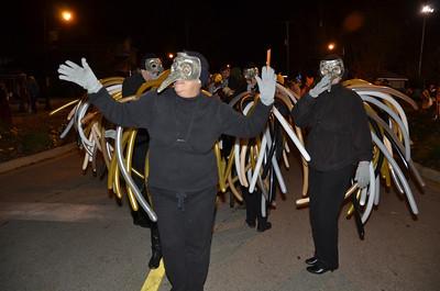 Halloween 2012 - Night Parade