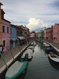 Venice to Pisa June 2016