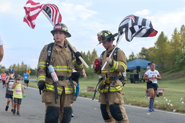 15th Annual Arlington Police, Fire, & Sheriff 9/11 Memorial 5K