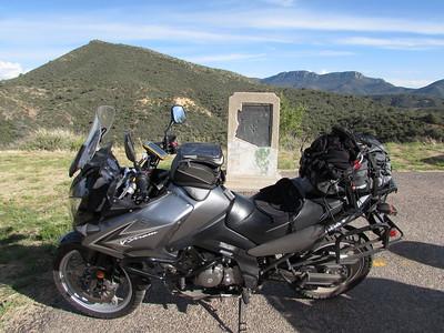 AZ- El Capitan Pass (Pinal Pass)