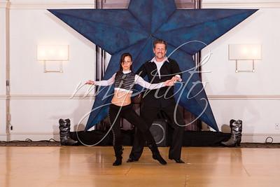 Dean Garrish and Raquel Williams