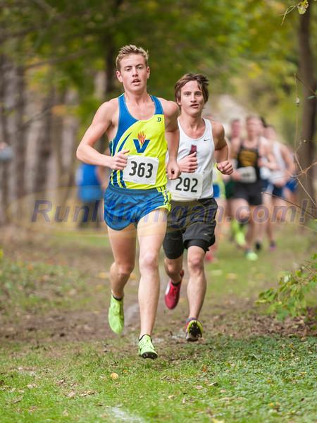 2015 NJCAA Region 12 XC Championships - October 31, 2015