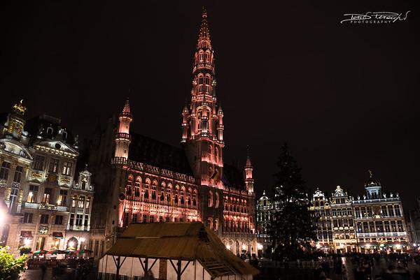 2018 - Bruxelles e Brugge