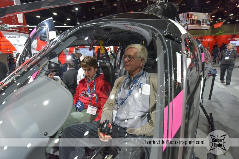 Louisville Trade Show Photographer - HAI Heli Expo - Finmeccanica-17.jpg