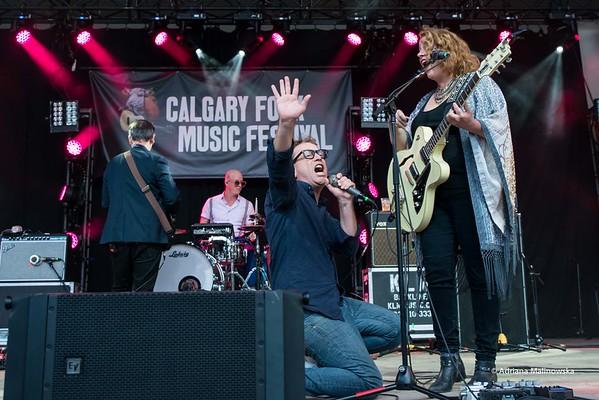 Calgary Folk Music Festival 2018