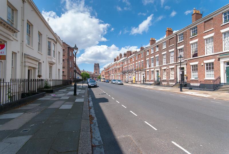 Huskisson Street, Liverpool