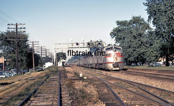 Pre Amtrak Passenger Trains