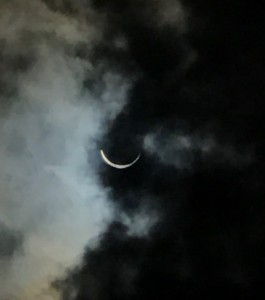 Eclipse Photos from IPhone 7  on 8/21/2017