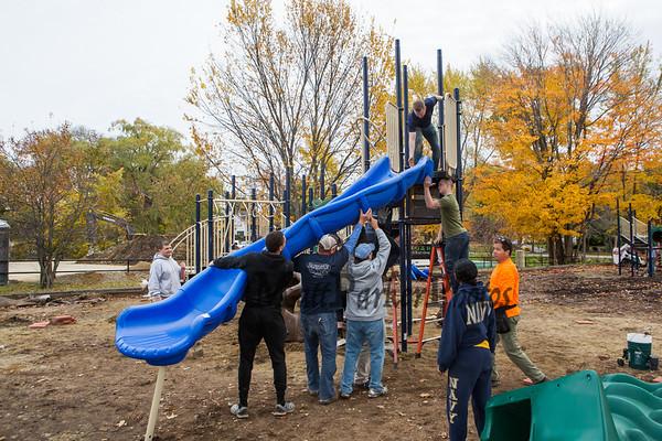2019-10-26 Rebuilding of Kids Kingdom