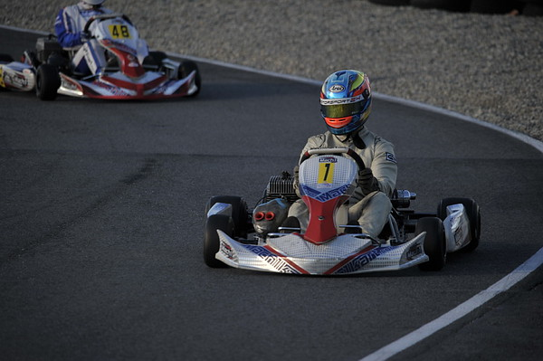 2 hour race at Varna karting track in September 2015