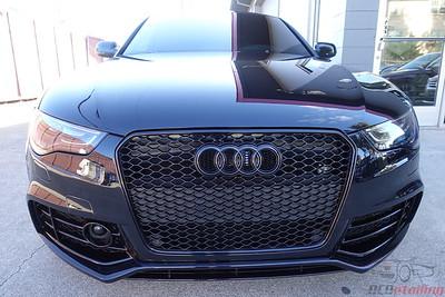 2017 Audi RS5 - Black