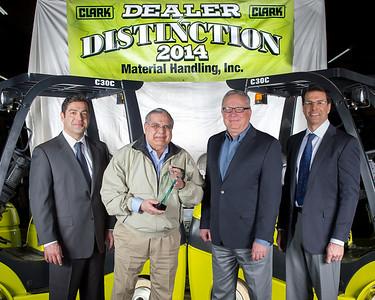 Dealer of Distinction 2014