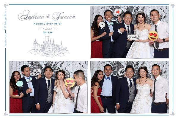 Prints - Janice & Andrew's Wedding