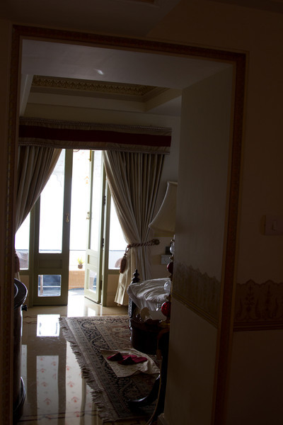 Lake Palace Hotel, Suite 129