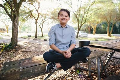 Zach Piderit Portraits