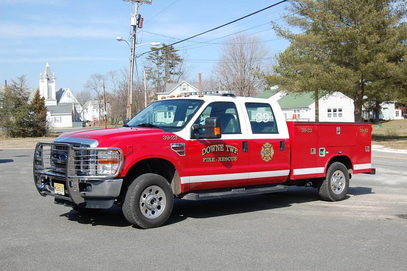 Downe Township (Newport) Utility 39-23 2008 Ford F250-Reading Photo by Chris Tompkins.JPG