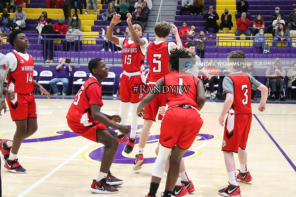Alcorn County Middle Tournament - Day 3