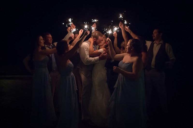 Candice & Korey - Wedding