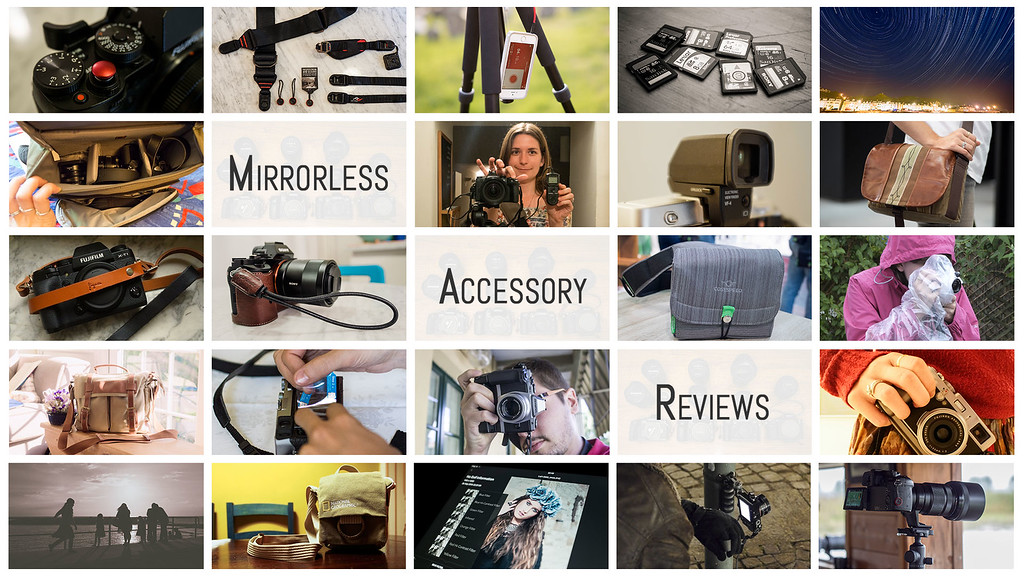 mirrorless accessory reviews