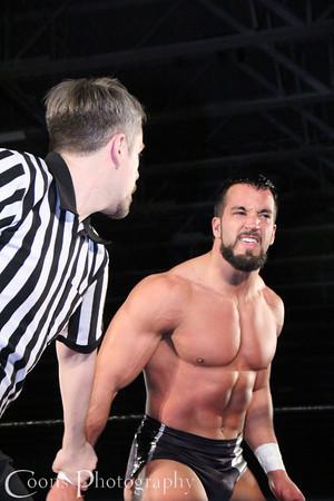 Chuck Taylor vs Shane Strickland vs Fire Ant vs Anthony Nese vs Jigsaw vs Arik Cannon