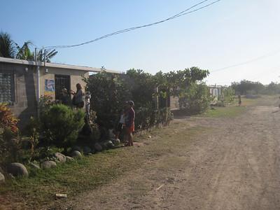January 2012 tour San Luis Talpa