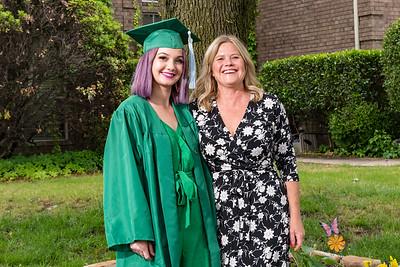 Kayla and Kim UNT Graduation