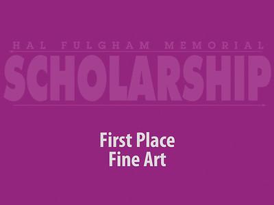 2015 Hal Fulgham Scholarship