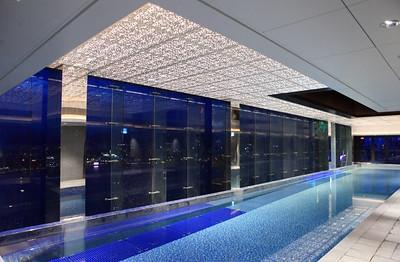 HK. rooftop pools