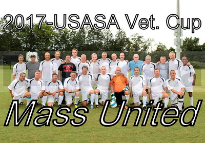''ND40 - Veterans M55 vs Mass United M55''Jul. 14, 2017