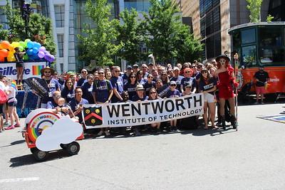Wentworth at Pride 2019