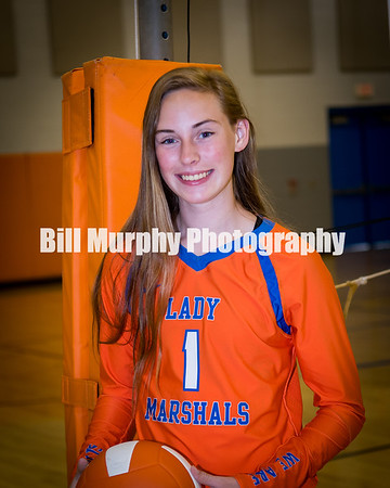 2017 Marshall County High School Volleyball