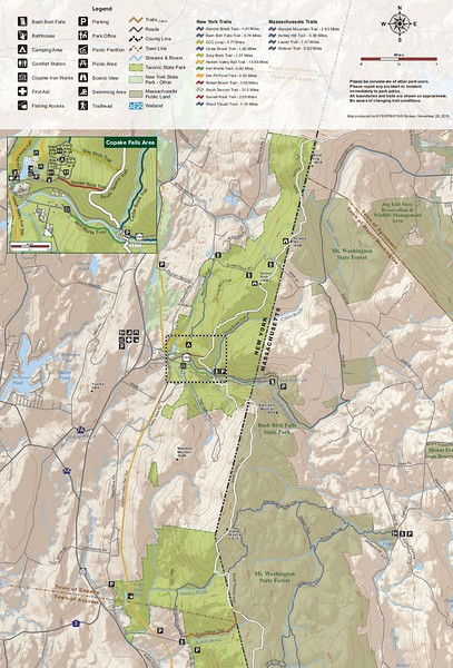 Taconic State Park (Northern Section)