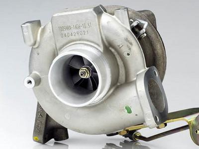 stock evo turbo