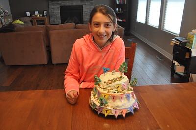 2017/4/27 Stella's 11th Birthday