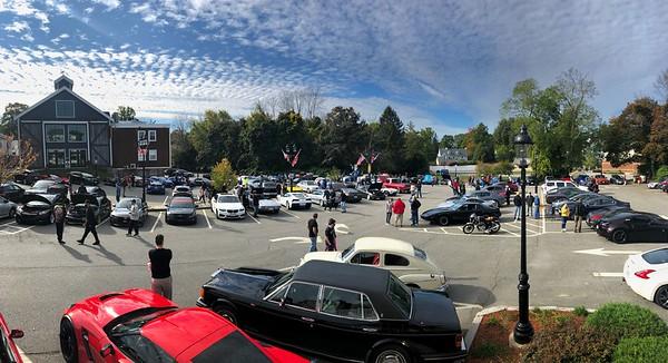 Cars & Coffee, Boston