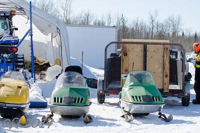 2014 Lac Du Bonnet Vintage Races March 15