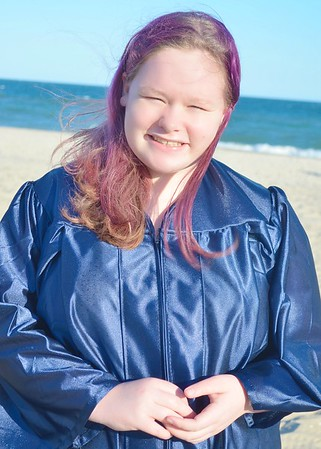 Abigail Graduation 2020