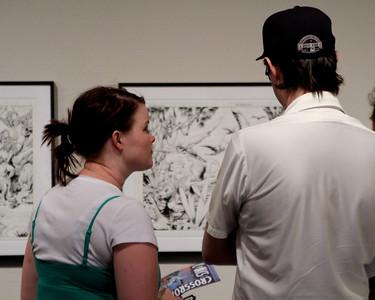 Comics Opening August 2011