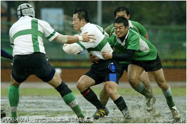 2006年台大在校生與OB集訓賽(NTU Training Match)