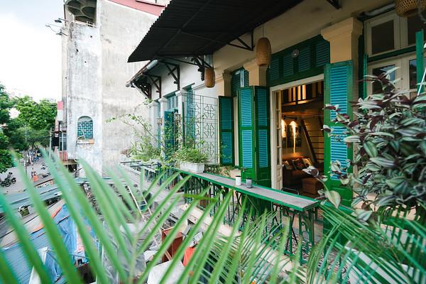 Homestay Ciel Jardin Indochine Old Quarter Villa Hà Nội
