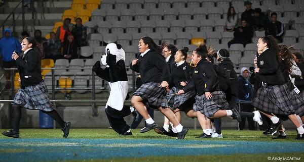 17 Aug Girls Final St Marys (27) v Aotea College (10)